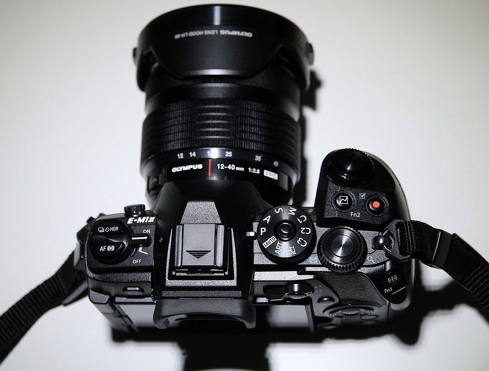 First Look At The Olympus Omd Em1 Mark Ii Mirrorless Camera
