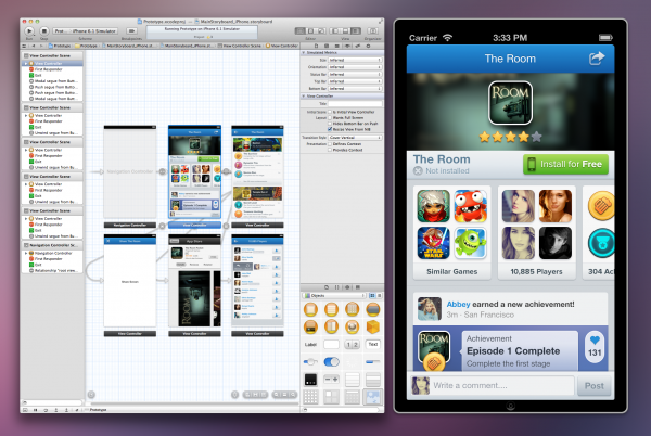 How To Prototype In Xcode Using Storyboard  Work Stuff
