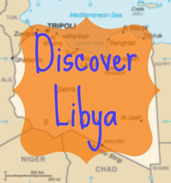The first Global Learning for Kids series focuses on Libya; explore the world with kids through crafts, books, recipes, activities, and more!