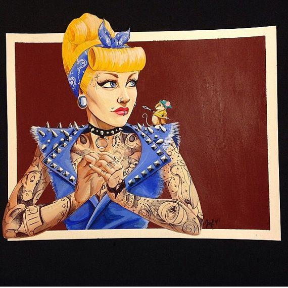 Punk Cinderella