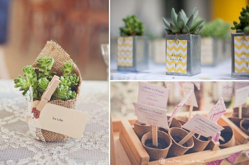 Cadeaux invit mariage plante communion d co pinterest cadeau invit mariage cadeau - Idee cadeau invite mariage ...