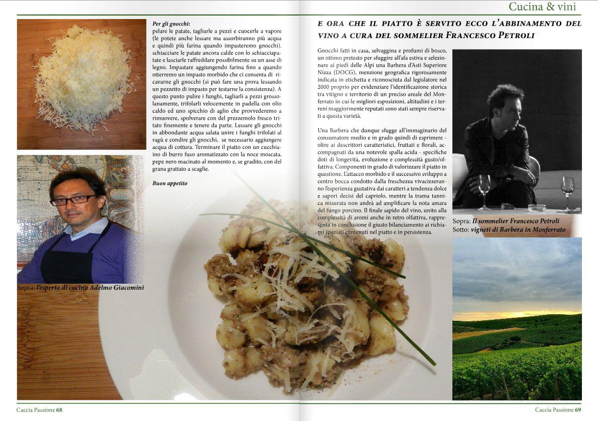 Gnocchi al ragù di capriolo & Barbera d'Asti Superiore Nizza, aspettando l'uscita del Nizza: http://t.co/AU2tHEP8ri http://t.co/if9LVnI0Nw