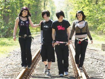Goth Kids Emo Outfits Emo Fashion
