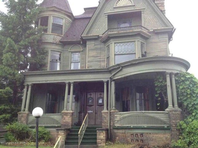 1893 Queen Anne Scranton Pa 29900 Old House Dreams Where