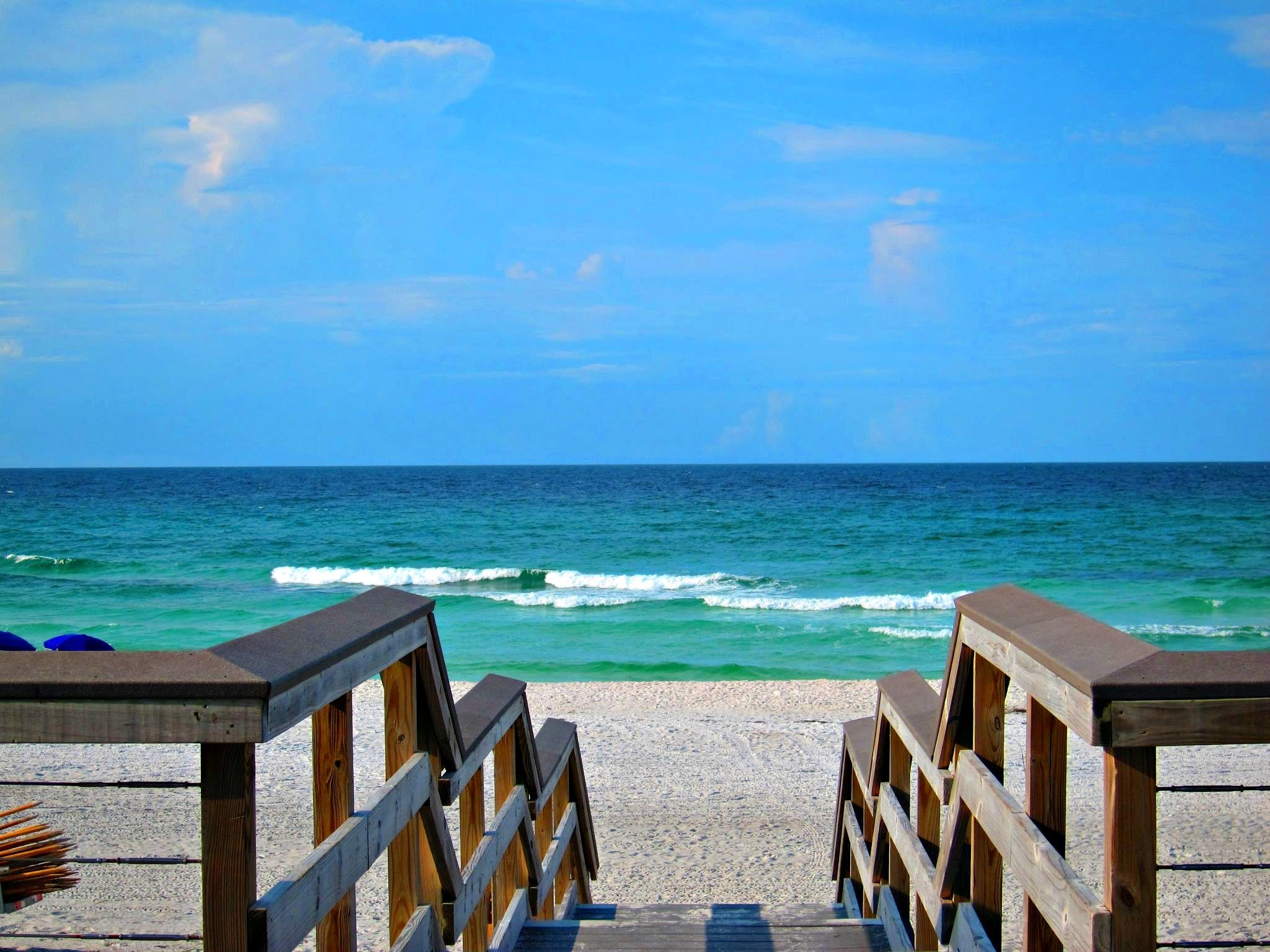 Just A Few More Steps To The Beach At Seascape Resort Seascape Resort Florida Resorts Resort