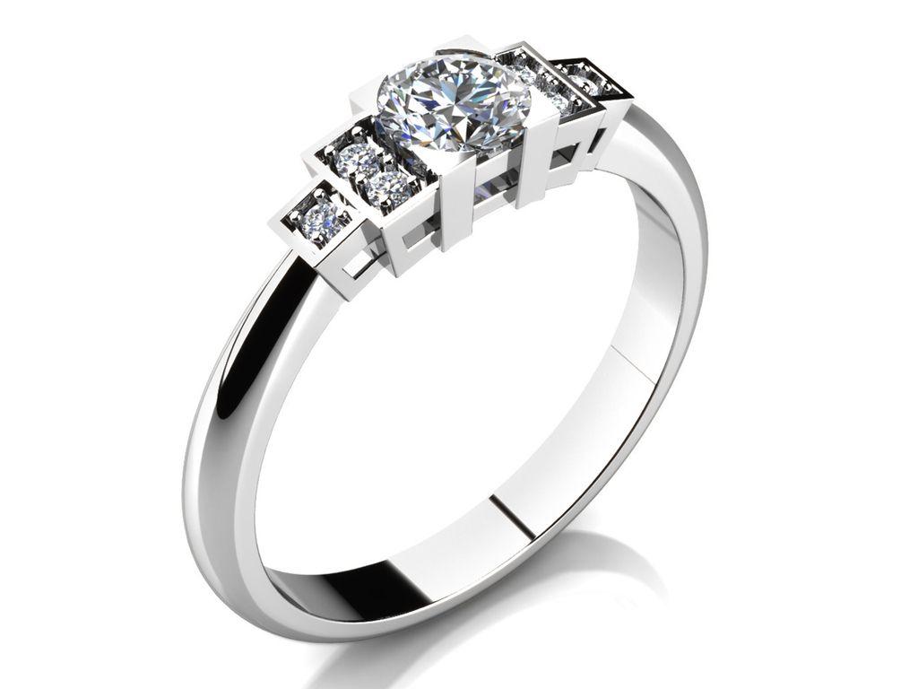Zasnubni Prsten Model Love 065 Zasnubni Prsteny Pinterest Models