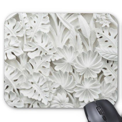 Vließ Fototapete Tapete Wandbild Photo Wallpaper Mural Alabaster Blumen Relief