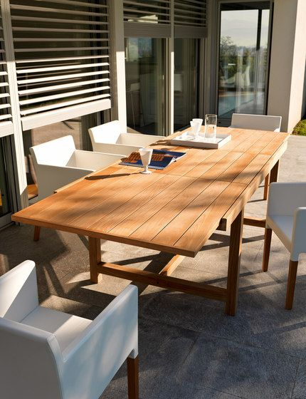 Antibes by Unopiù | Table | Chair | Product | 1 Tables | Teak table ...