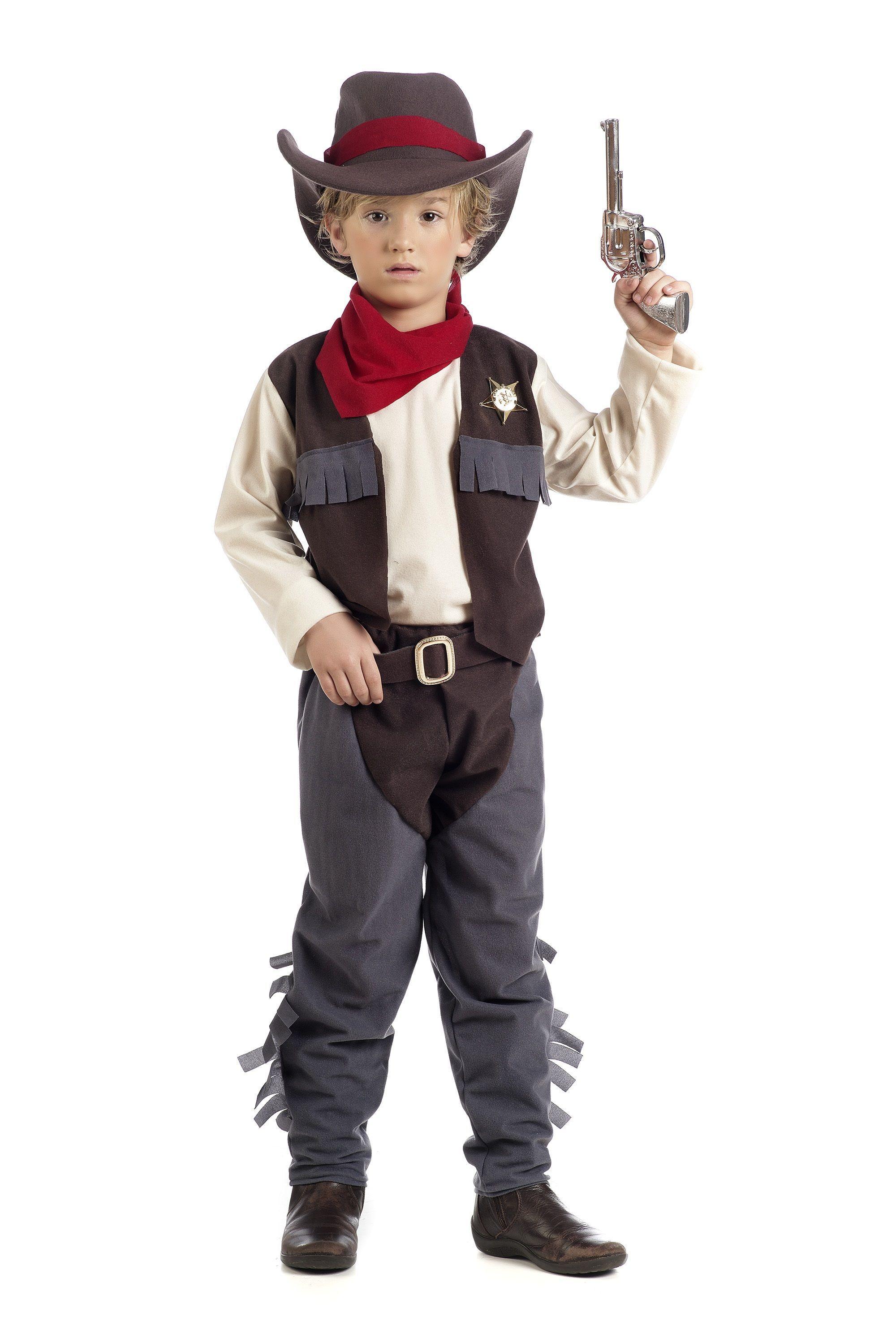 9f9d62d96fcce Traje de vaquero del oeste para niño