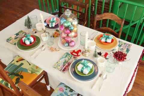 37 Christmas Table Decorations Fit for a Festive Holiday Feast