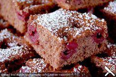 Schneller Schoko Kirsch Blechkuchen Von Flok Cakes Cake Cupcake