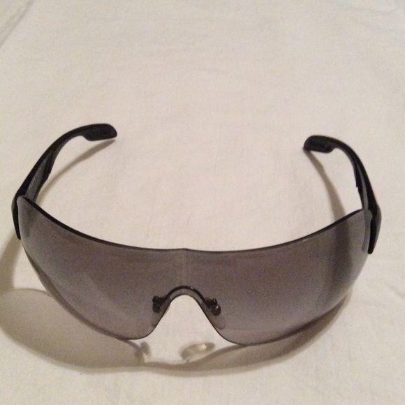 4160c0971a ... czech sunglasses worn but like a new prada sunglasses model number  sps05n 1bo 3m1 125 2n