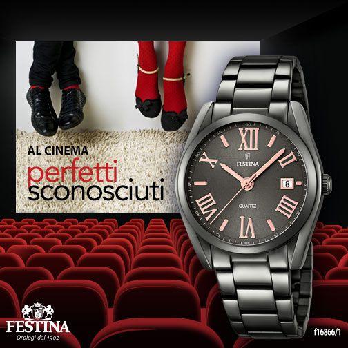 #PrimaVisione  Questa sera al cinema «Perfetti Sconosciuti», una brillante commedia sull'amicizia! Andrete a vederlo?
