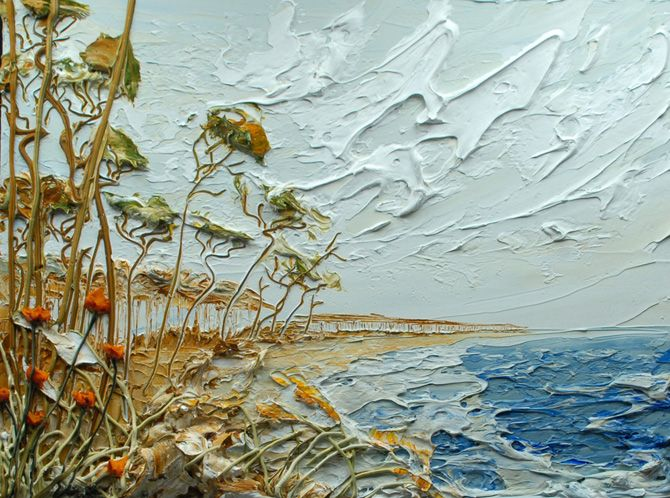 Landscapes Paintings by Justin Gaffrey]
