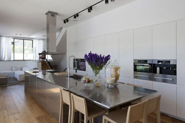 Plan de cuisine fonctionnelle - 105 idées pratiques et utiles ...