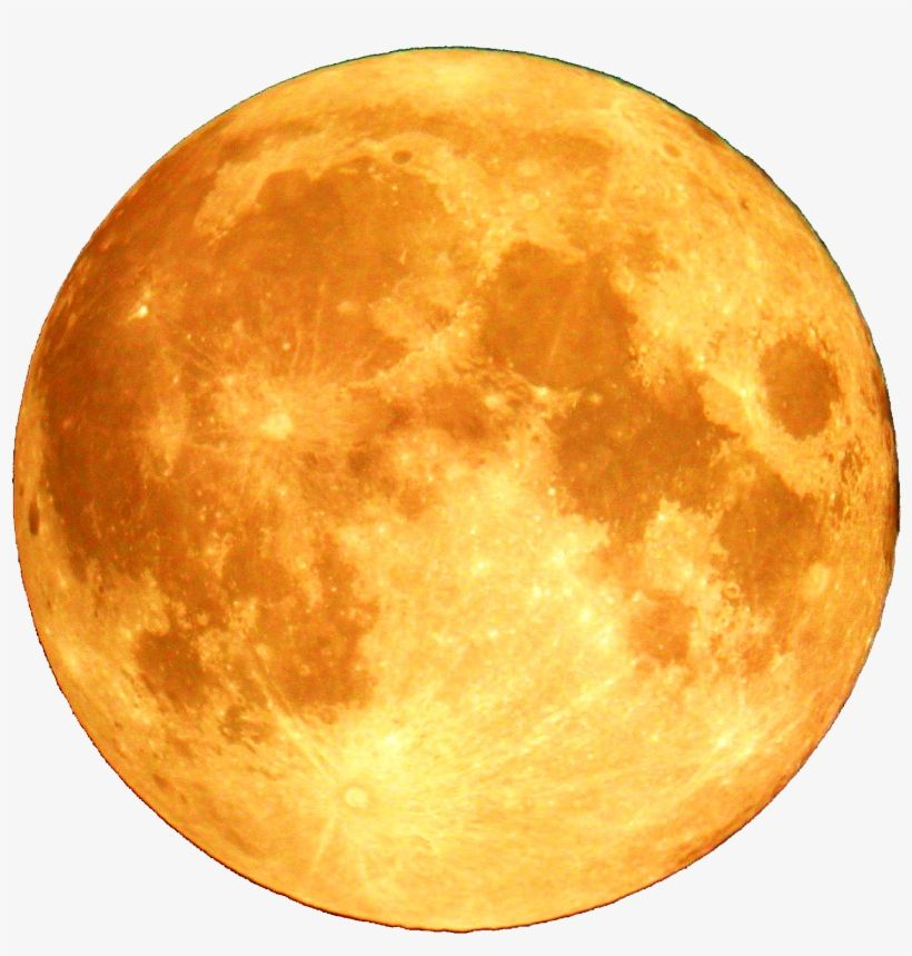 Yellow Moon Png Banner Free Library Full Moon Free Transparent Yellow Moon Full Moon Png