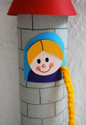 Rapunzel Im Turm Marchen