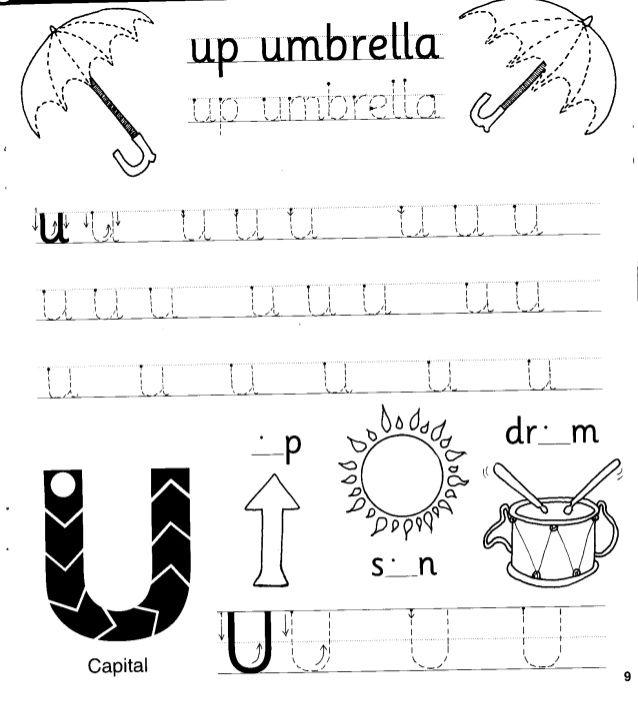 Jolly Phonics Workbook 3 g o u l f b   Jolly phonics ...