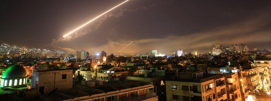 Nach Ankündigung von Donald Trump: USA bombardieren Chemiewaffen ...