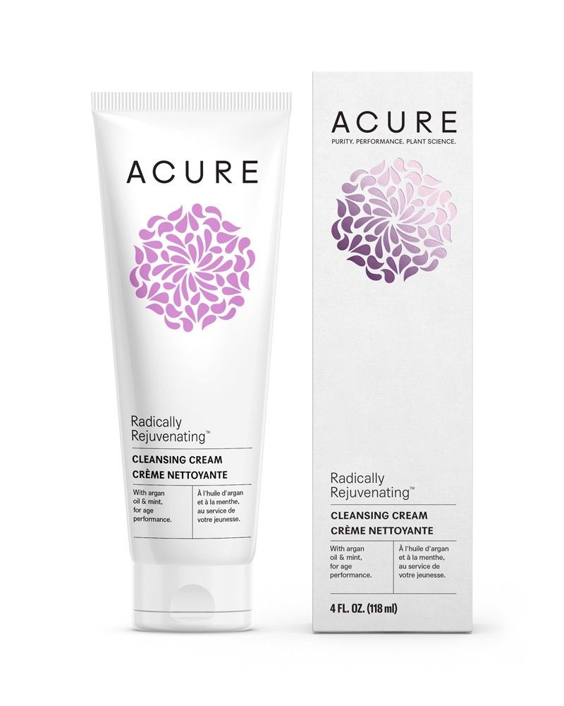 Acure Radically Rejuvenating Cleansing Cream (formerly