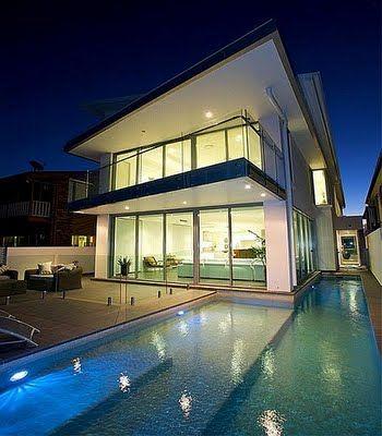 Luxury Modern Beach House Ideas featured in the ResourceNation