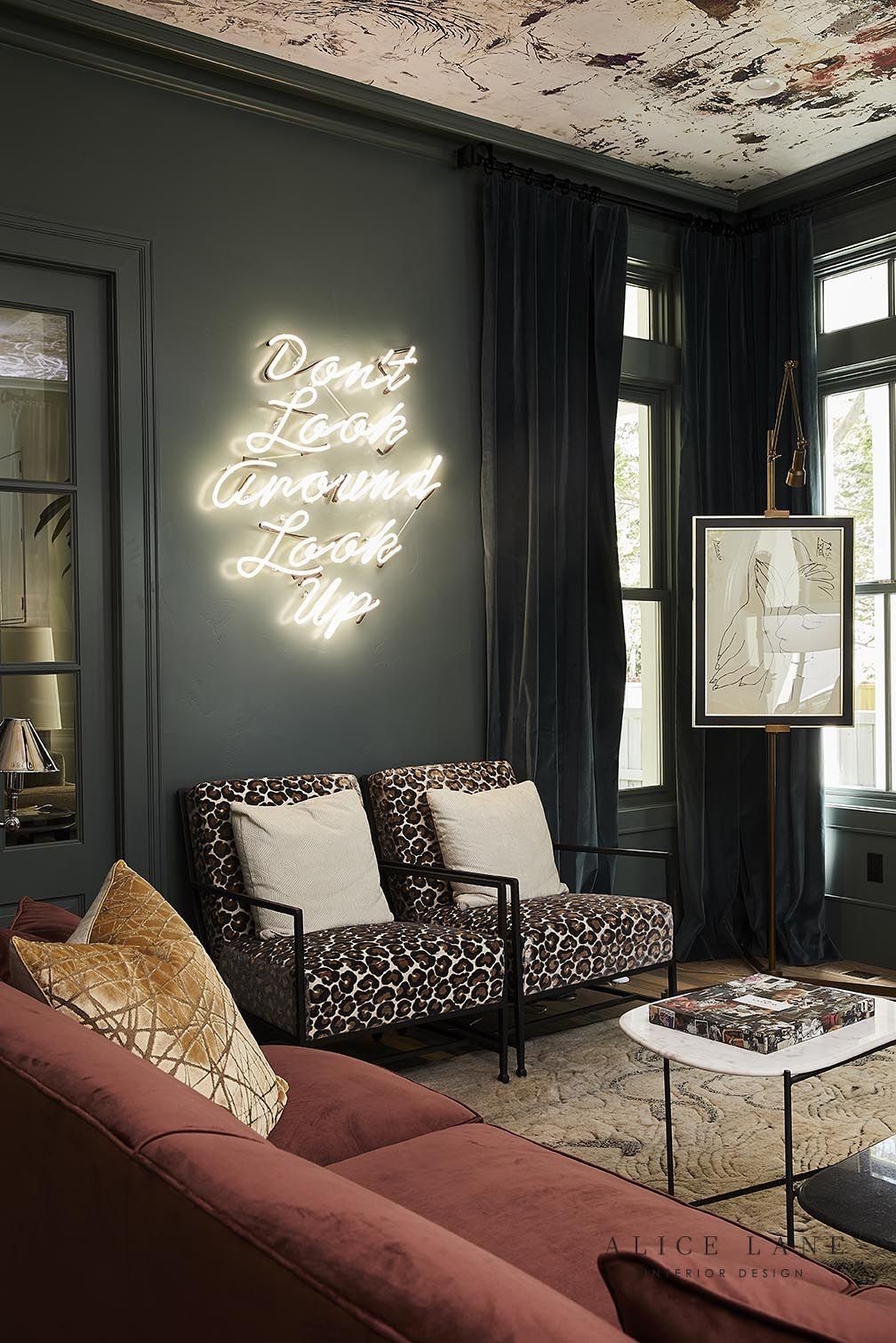 Tiger Oak Alice Lane Interior Design Photo By Nicole