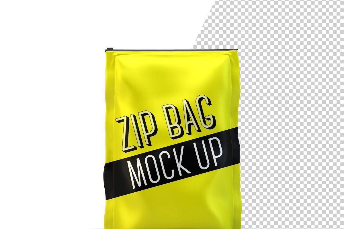 Download Zipper Bag Mockup Bag Mockup Box Mockup Zipper Bags