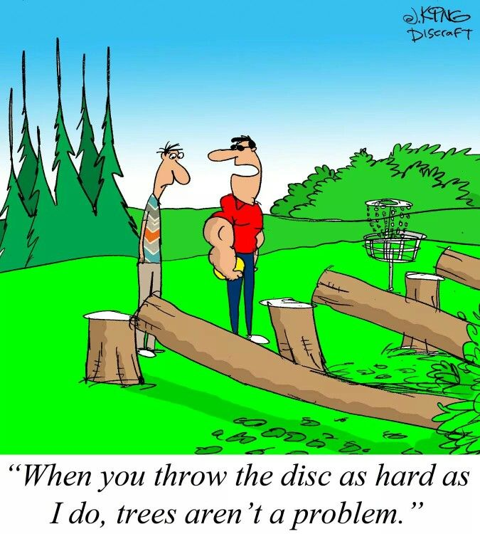 Ive seen this guy playing! Lol | Disc golf humor, Golf
