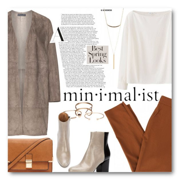 """""""C O L O R  B L O C K"""" by l1vza ❤ liked on Polyvore featuring Maison Margiela, Wet Seal, Forever 21, Uniqlo, H&M, Charlotte Russe, Minimaliststyle and winterboots"""