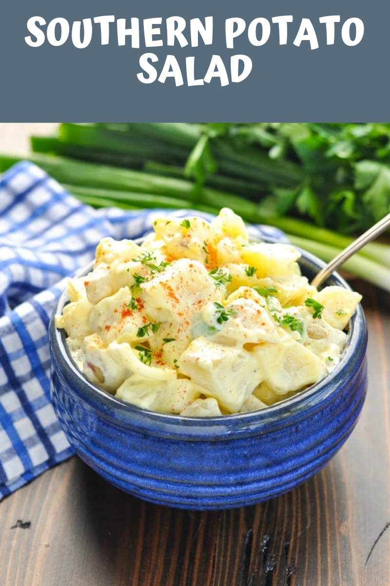 SOUTHERN POTATO SALAD images