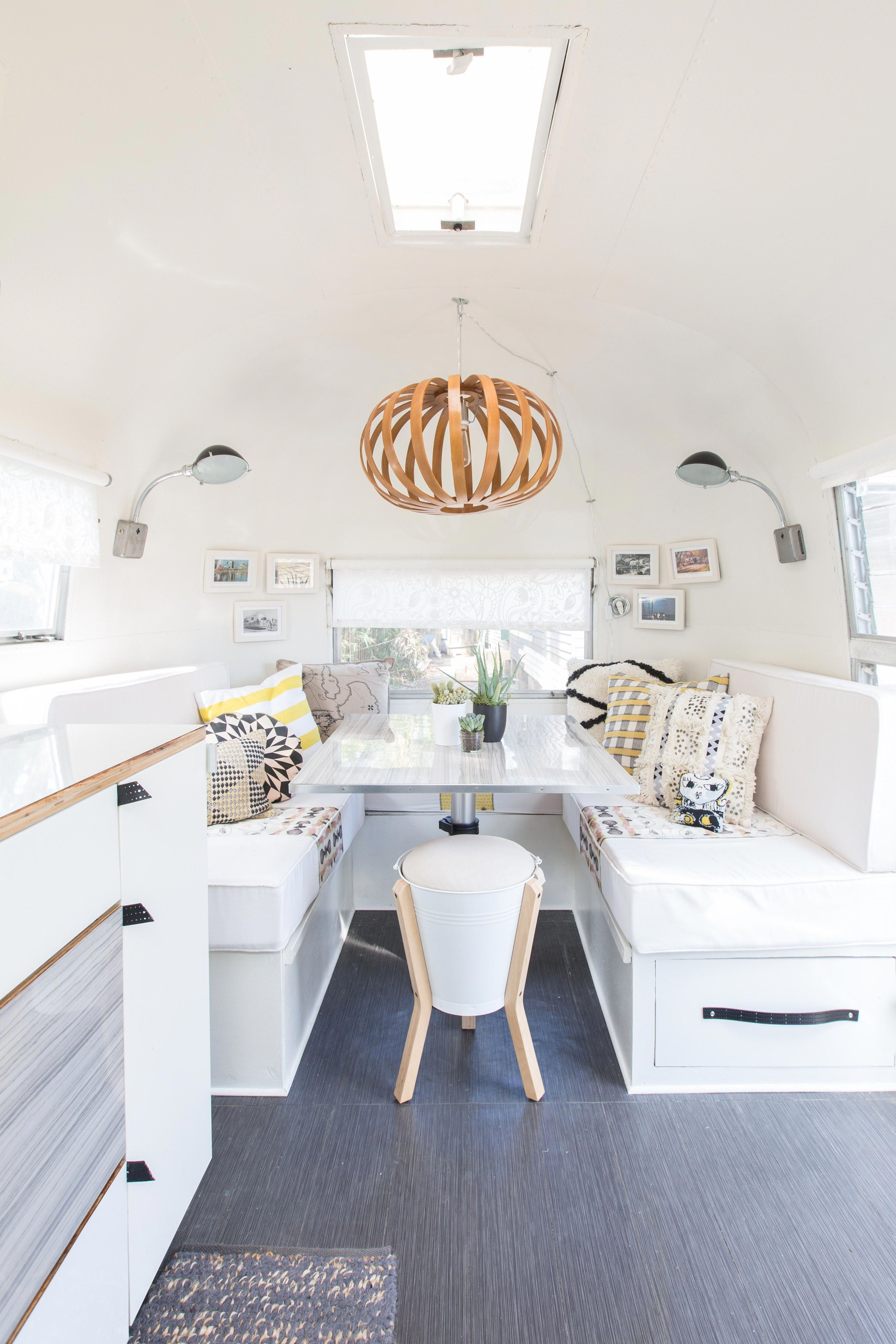 House Tour: A Vintage Airstream Finds Home in New Orleans ...