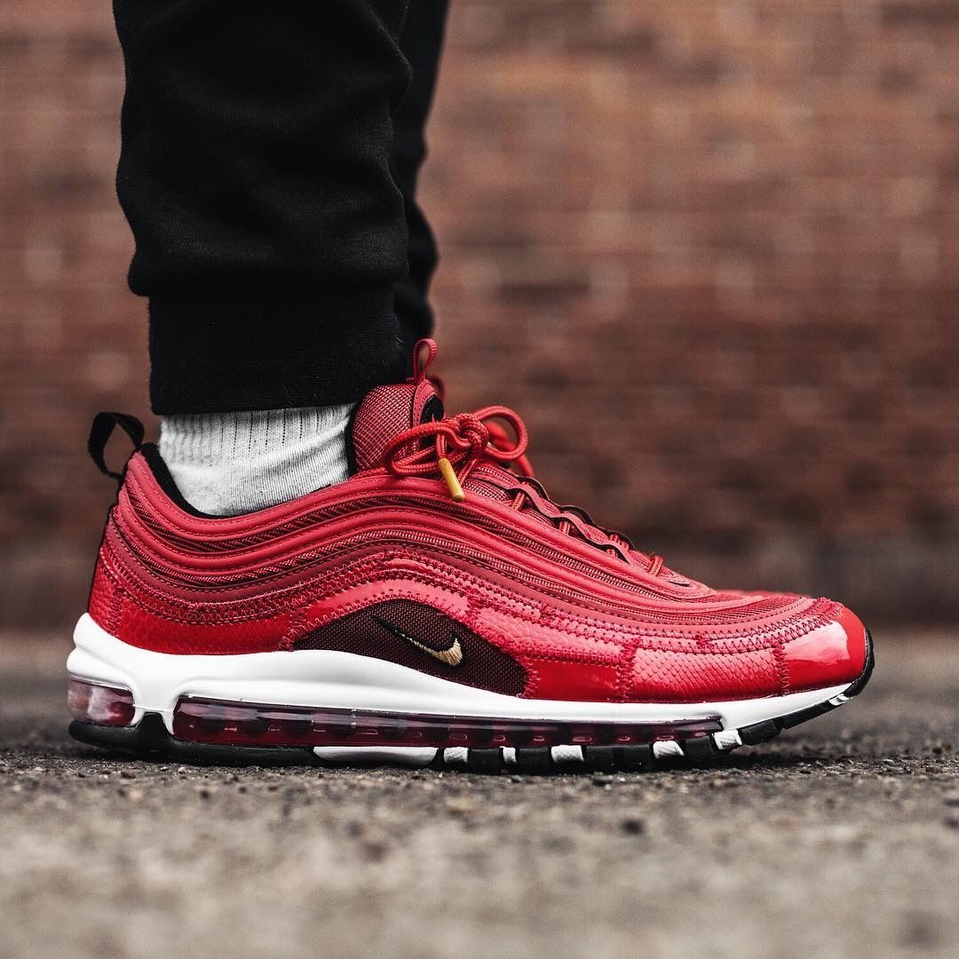 CR7 x Nike Air Max 97 Patchwork Portugal