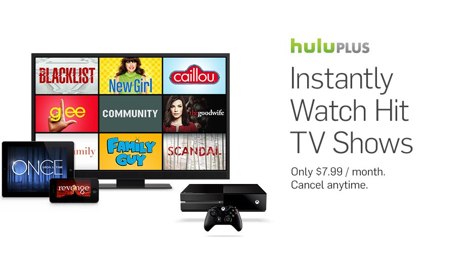 Hulu Plus is a form of streaming shows and movies online