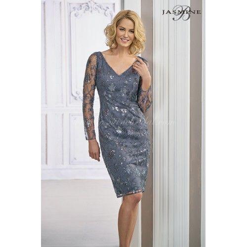 Jasmine Black Label Mother Of The Bride Dress M190011