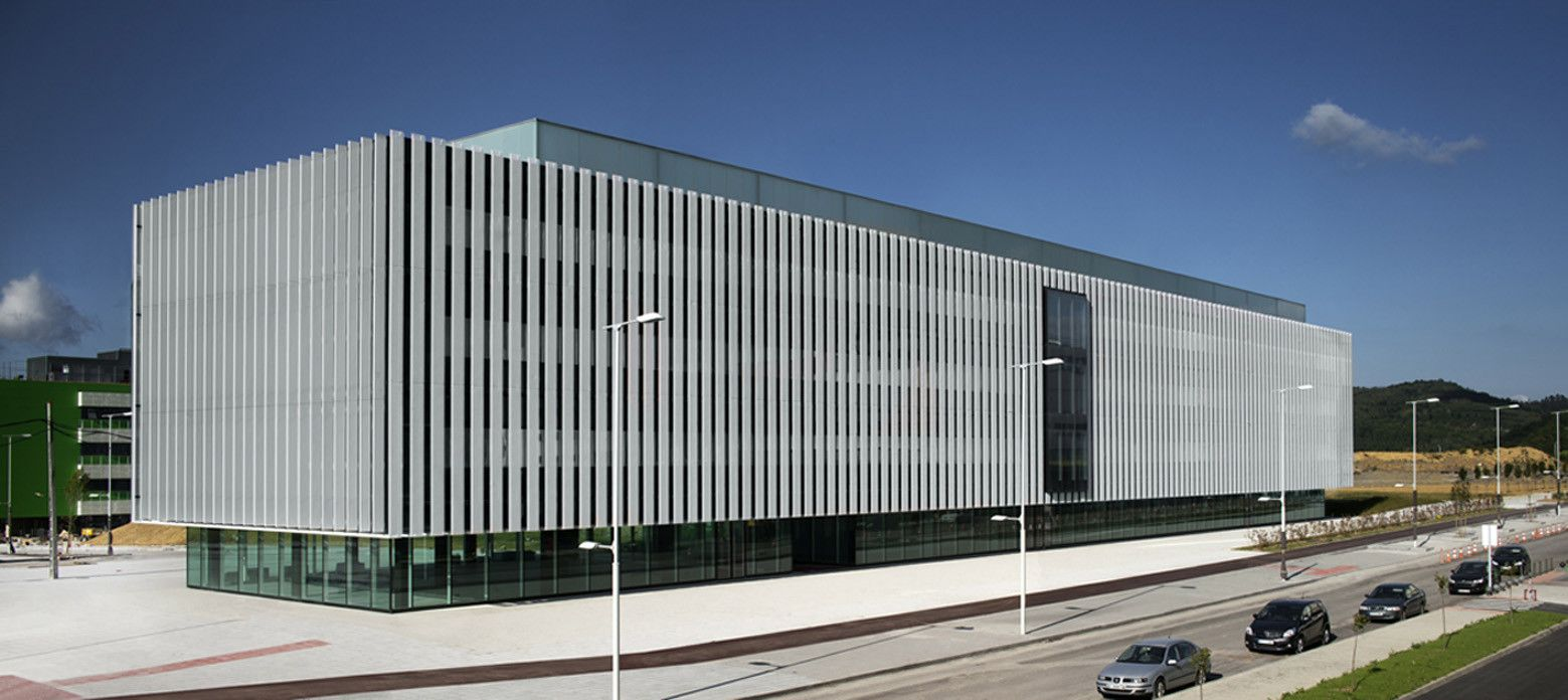 Gallery - Headquarter building for the Science Park of the University of the Basque Country / ACXT - 15