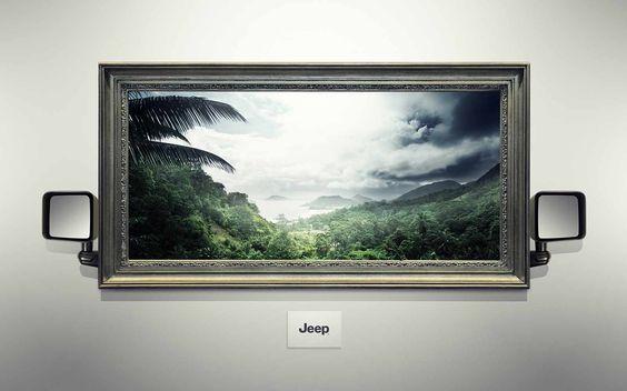 Funny #ads #posters #commercials Follow us on www.facebook.com/ApReklama  < repinned by www.apreklama.pl  https://www.instagram.com/arturjanas/  #ads #marketing #creative #poster #advertising #campaign #reklama #śmieszne #commercial #humor #car #jeep