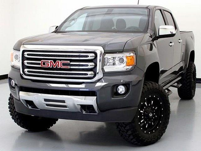 An Image Of 2015 Gmc Canyon Gmc Canyon Lifted Chevy Trucks