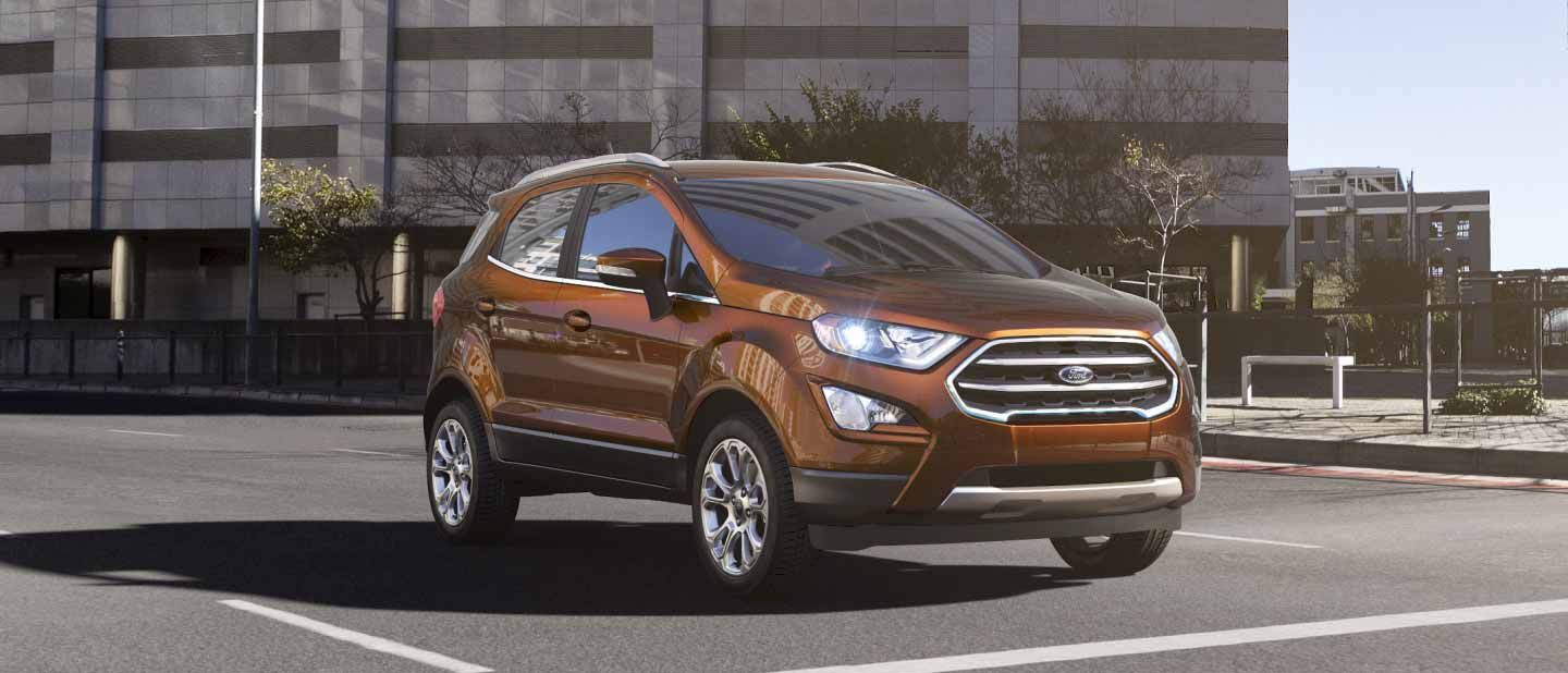 2018 Ford Ecosport Compact Suv Compact Features Big Performance Ford Com Ford Ecosport Ford Compact Suv