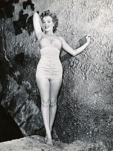 Sexy women of the 1950s
