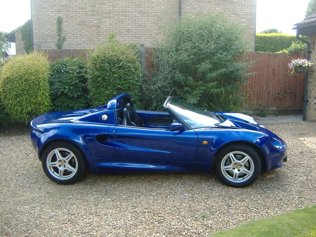 1998 LOTUS ELISE for sale Classic Cars For Sale, UK