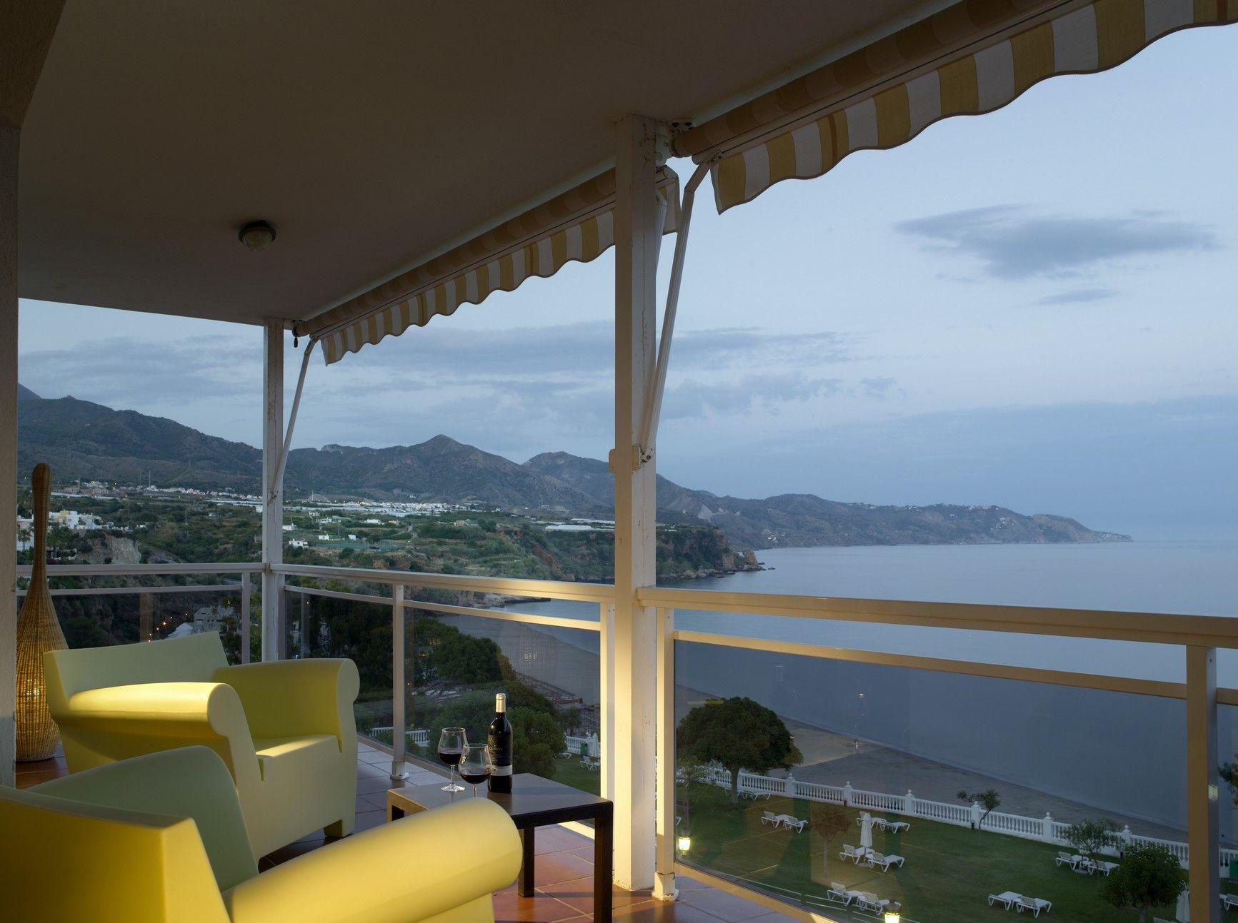 #Parador de Nerja #weddingvenue #bodas #ideales #bodasenlaplaya vistas increibles desde la #terraza