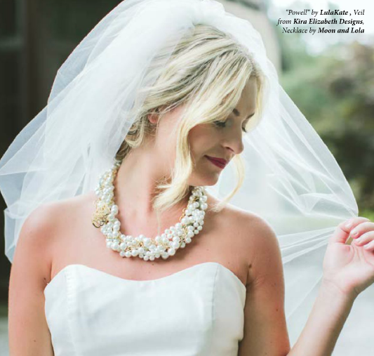 the Southern Living Ultimate pearl necklace by Moon and Lola