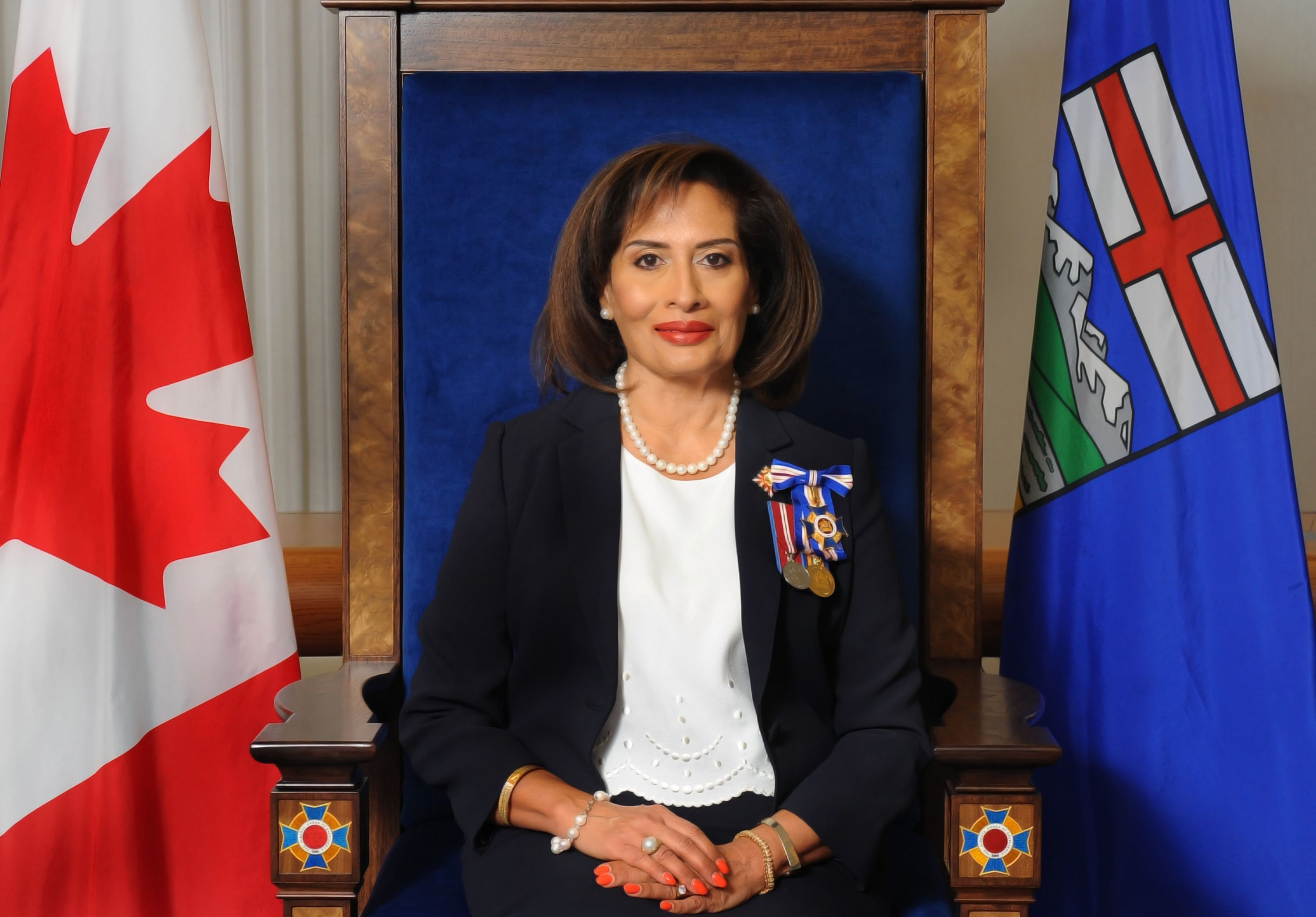 SALMA LAKHANI: The First Muslim Lieutenant Governor in Canadian history