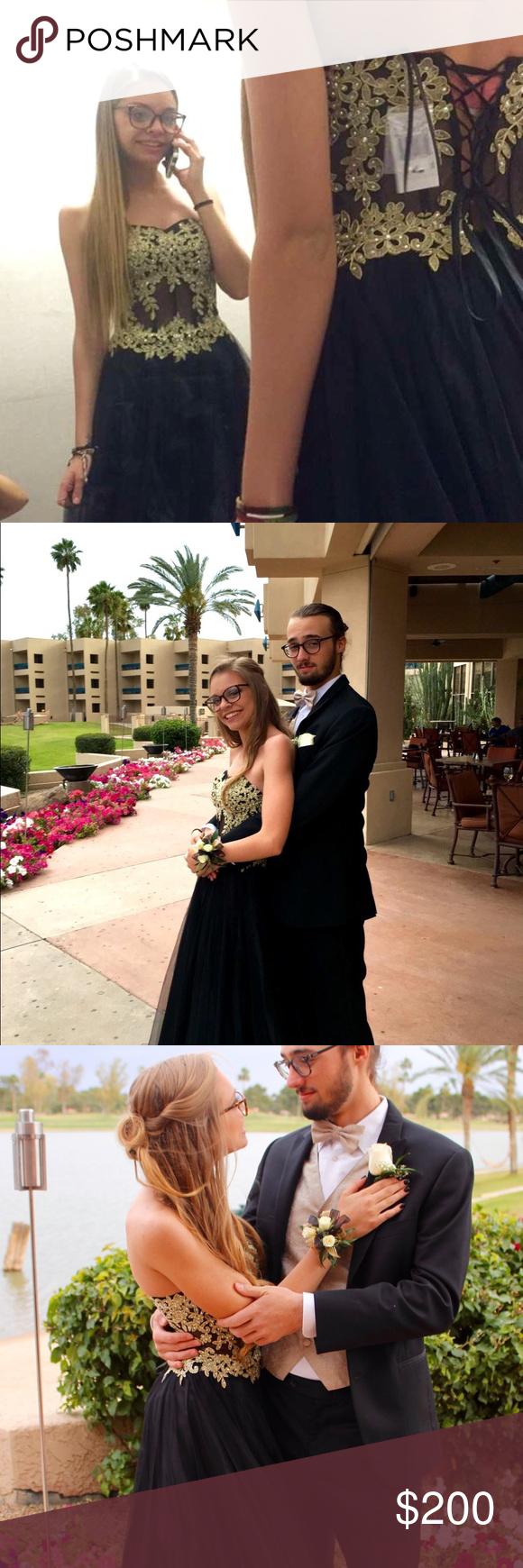 Prom dress size