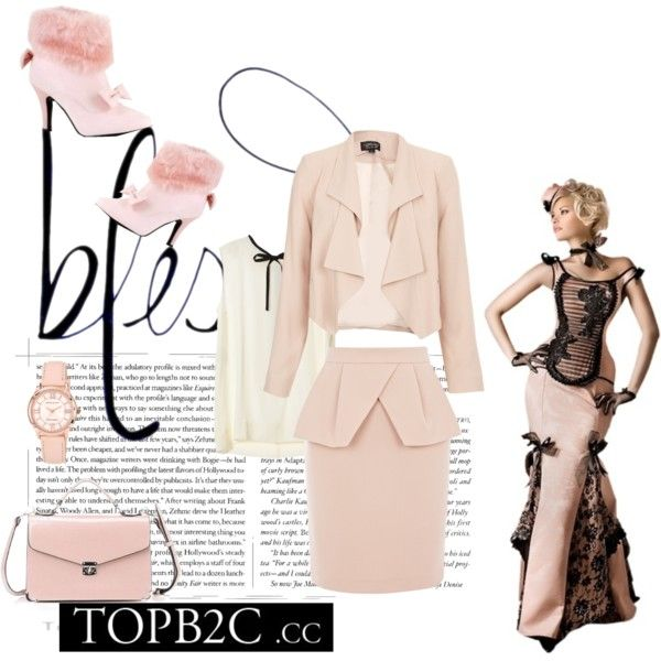 """""""Office fashion-topb2c.cc"""" by violet-w-miller on Polyvore"""