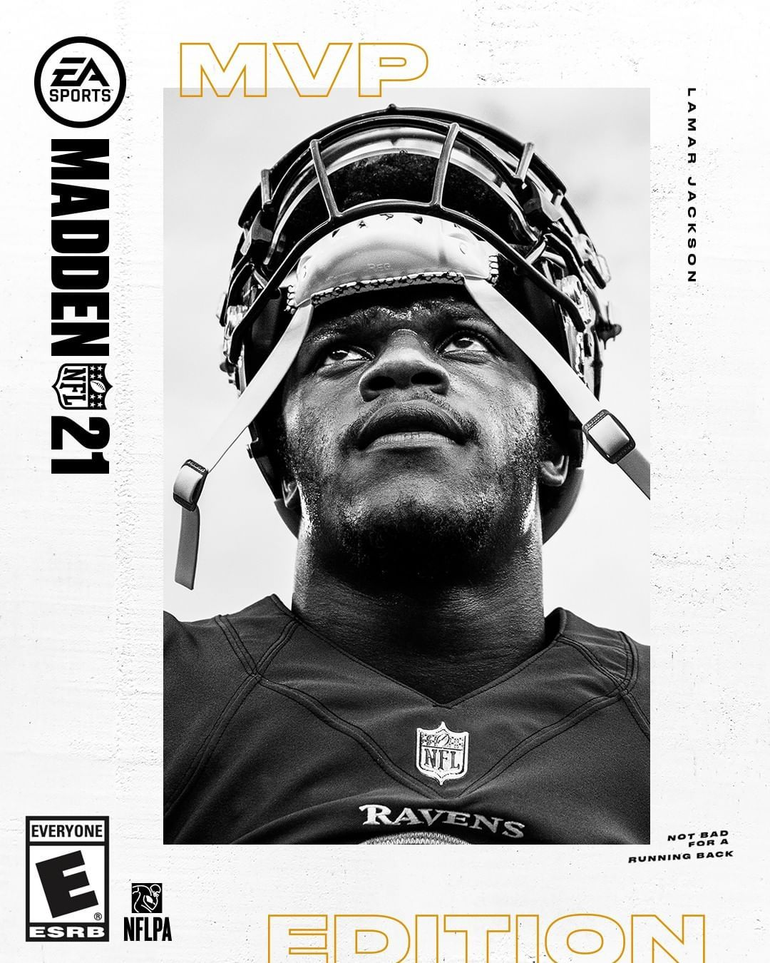 "EA SPORTS Madden NFL 21 on Instagram: ""The @NFL MVP is your #Madden21 Cover Athlete 💪 @new_era8"""