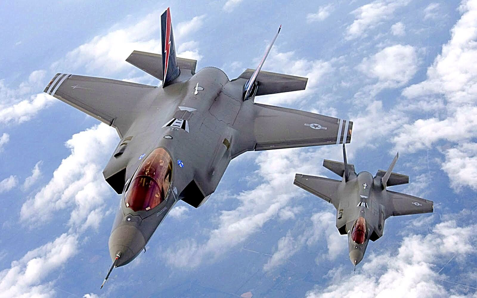 Air Force 1 F35 Fighter jets, Aircraft, Fighter aircraft