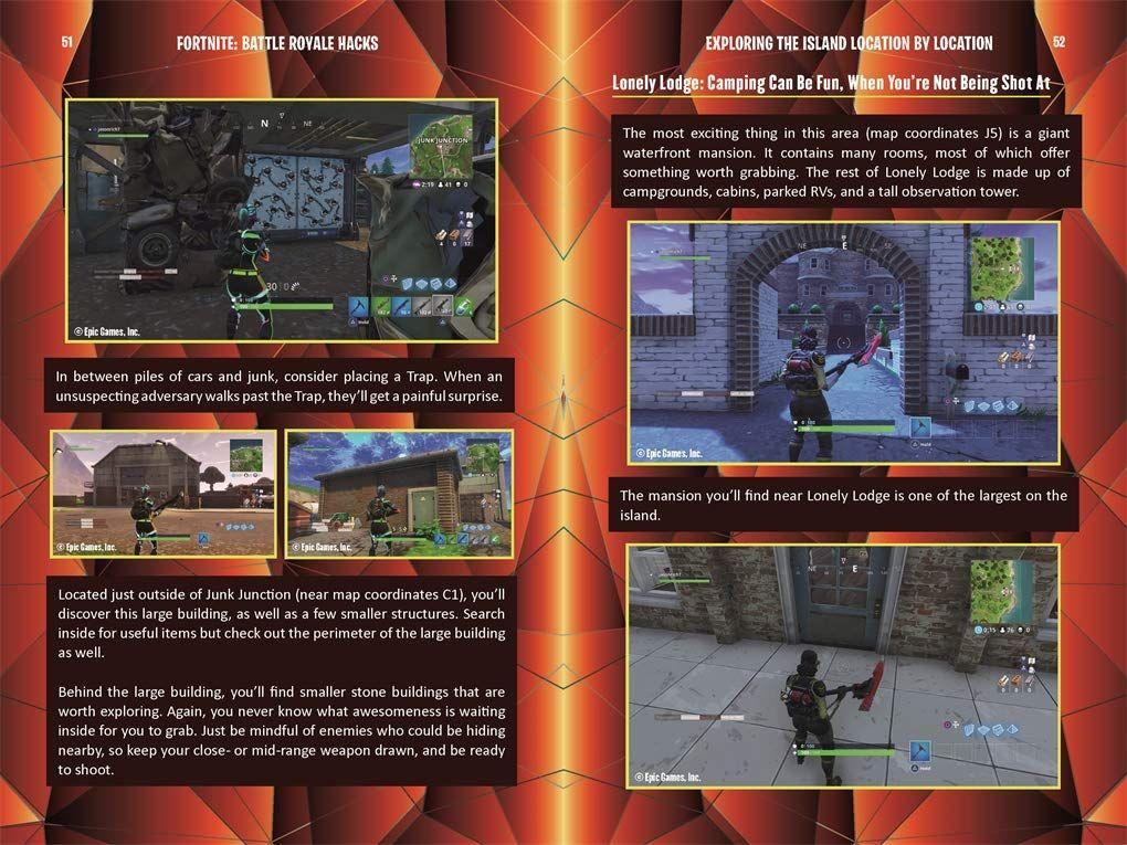 Hacks for Fortnite Players Battle Royale Secrets of the