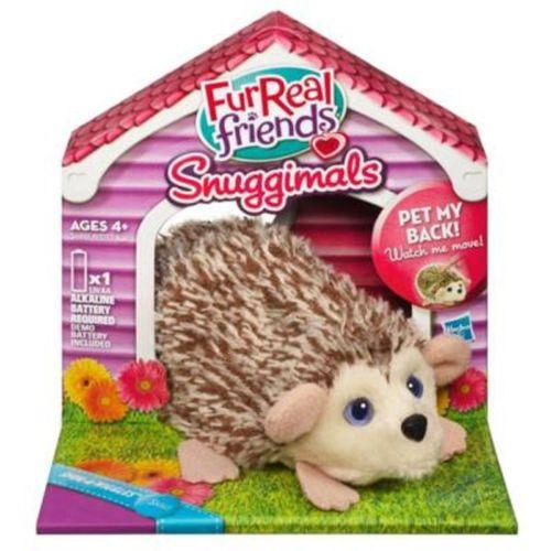 Hasbro Furreal Friends Snuggimals Katze Hund Igel Elektrisch Auswahl Fur Real Friends Hedgehog Pet Little Live Pets