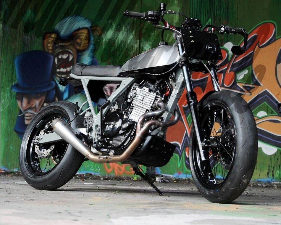 honda 650 dominator mad motorcycle street tracker pinterest m canicien et motos. Black Bedroom Furniture Sets. Home Design Ideas
